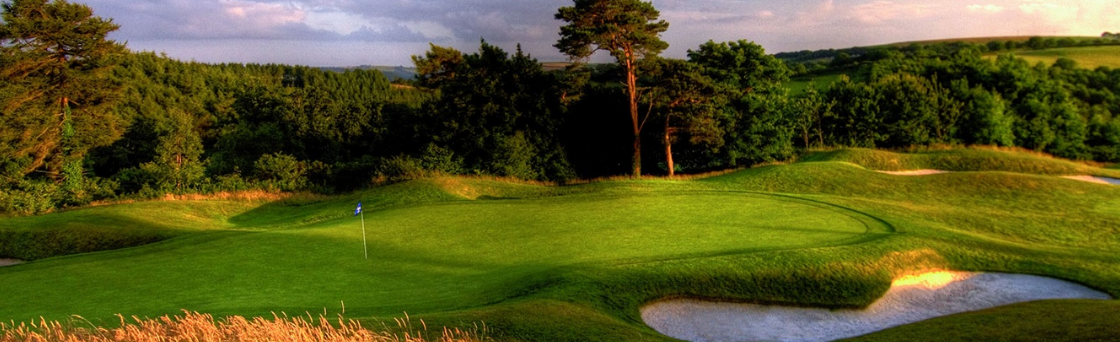 St Mellion is James Pickard's Favourite local course